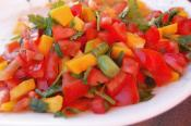 Mango-tomato Summer Salsa